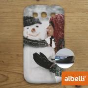 Jouw Foto op een GSM Hoesje - Telefoonhoesje Samsung Galaxy S4.