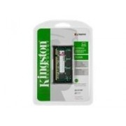 Kingston - DDR - 512 Mo - SO DIMM 200 broches - 400 MHz / PC3200 - CL3 - 2.6 V - mémoire sans tampon - non ECC