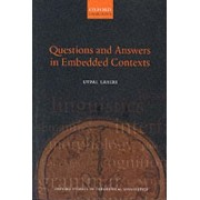 Questions and Answers in Embedded Contexts by Utpal Lahiri