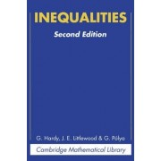 Inequalities by G. H. Hardy