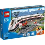 LEGO® City Tren de pasageri de mare viteză 60051
