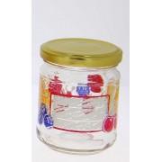 Summer Marmelade 0,2 literes mintás befőttes üveg tetővel - 165263