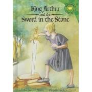King Arthur and the Sword in the Stone by Sahin Erkocak