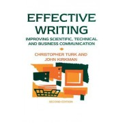 Effective Writing: Improving Scientific, Technical and Business Communication