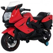 Oh Baby Baby Battery Operated BMW Model Bike RED Color With Musical Sound For Your Kids SE-BOB-23