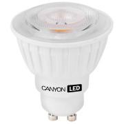Spot LED Canyon MRGU10/5W230VW38, Soclu GU10, 4.8W, 300lm, 38 grade