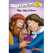 The Beginner's Bible Baby Jesus is Born by Zondervan