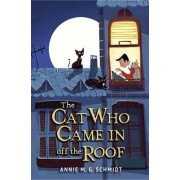 The Cat Who Came in Off the Roof by Annie M G Schmidt