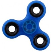 Fidget Spinner - Glow In The Dark - Blauw