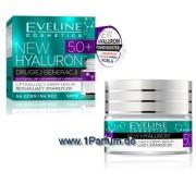 Eveline, New Hyaluron - Antifalten Lifting Creme-Serum Reduzierung Falten 50+, 50 ml