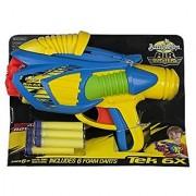 Ruff Stuff Air Blasters Tek 6 Dart Blaster
