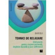 Tehnici de relaxare - Davidji