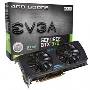 EVGA 04G-P4-2978-KR NVIDIA GeForce GTX 970 4GB scheda video