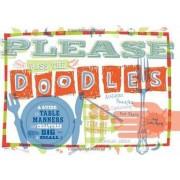 Please Pass the Doodles by Deborah Zemke