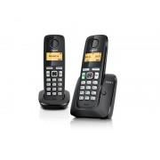 A220A Duo crni set bežičnih telefona