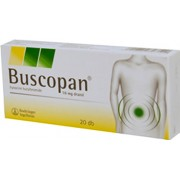 Buscopan 10 mg drazsé 20x *