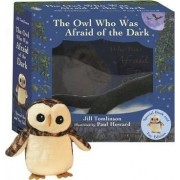The Owl Who Was Afraid of the Dark Book & Plush Set by Paul Howard