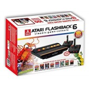Consola Atari Flashback 6 + 100 jocuri + 2 controllere