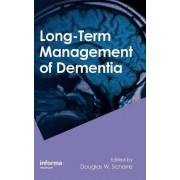 Long-Term Management of Dementia by Douglas Scharre
