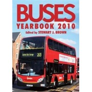 BUSES YEARBOOK 2010 autobusy Stewart J. Brown