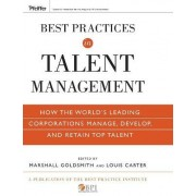 Best Practices in Talent Management by Marshall Goldsmith