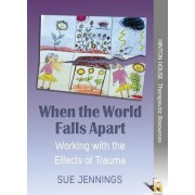 When the World Falls Apart: A Toolkit for Working with the Effects of Trauma by Sue Jennings