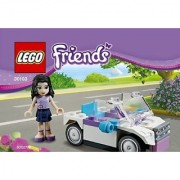 LEGO Friends Set #30103 Emmas Car