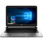 Laptop HP ProBook 430 G3 13.3 inch HD Intel Core i3-6100U 4GB DDR3 500GB HDD FPR Windows 10 Pro downgrade la Windows 7 Pro
