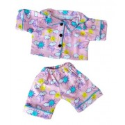 Sunny Days Pink PJ s Outfit Fits Most 14 - 18 Build-a-bear Vermont Teddy Bears and Make Your Own Stuffed Animals