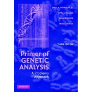 Primer of Genetic Analysis by Jr. James N. Thompson