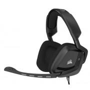 Casti Gaming Corsair VOID Hybrid Stereo, Dolby 7.1 (Negre-Carbon)