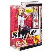 Barbie Style Doll Floral DHD85