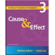 Cause & Effect by Patricia Lee Ackert