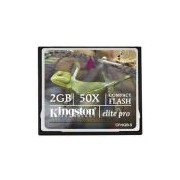 Карта памет KINGSTON COMPACT FLASH 2GB Elite Pro