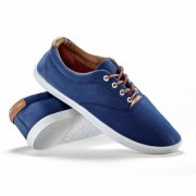 Blancheporte Sneakers toile lacets