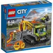 LEGO City: Volcano Crawler (60122)