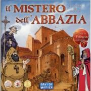 Giochi Uniti Il Mistero dell'Abbazia - Juego de mesa (versión en italiano) [Importado de Italia]