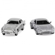 Corgi James Bond Spectre Diecast Twin Car Pack Aston Martin DB5 &Amp; DB10 Model Set