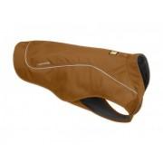 Chaqueta para perro Ruffwear K-9 Overcoat Trailheat Brown talla XXS