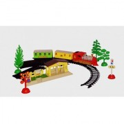 Toy Train Set