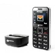 CL-8360 - Telefono cellulare amplificato +35dB con DUAL-SIM, bluetooth e fotocamera