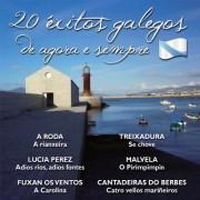 20 Éxitos Galegos - De agora e sempre