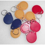Writable FM1108 13.56MHz RFID IC Key Tags Keyfobs Token Keychain for access control Arduino
