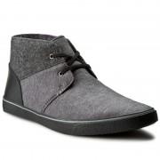 Обувки CLARKS - Gosling Mid 261195147 Grey Combi