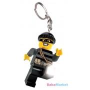 LEGO City világítós kulcstartó - Mastermind betörő