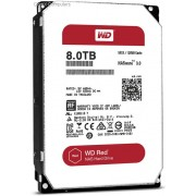 Western Digital Red 8Tb/8000gb SATA3(6Gb/s) NAS Hard Disk Drive