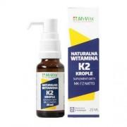 MyVita Witamina K2 MK-7 z natto krople (MyVita) 20ml