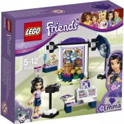 Конструктор Лего Френдс - Фотостудиото на Emma - LEGO Friends, 41305