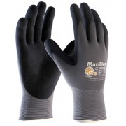 ATG Maxiflex Ultimate Nitrile handpalm gecoat 34-874