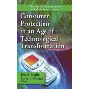 Consumer Protection in an Age of Technological Transformation by Eric S. Marlin
